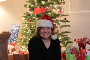 i got to play Santa