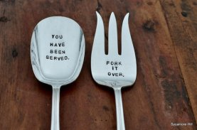 These serving utencils are fantastic!